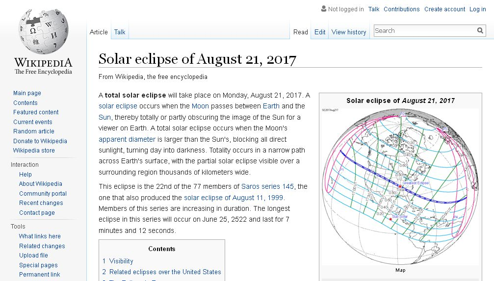 How to star an essay on the solar eclips