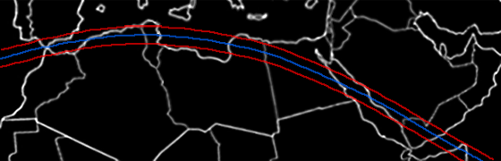 Total Solar Eclipse of 2 August 2027